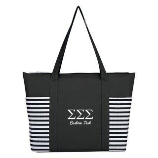 Sigma Sigma Sigma Maritime Tote Bag