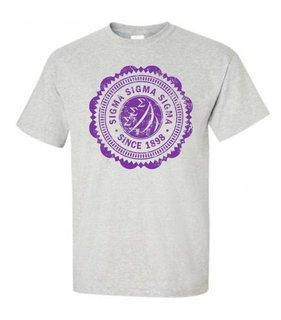 Sigma Sigma Sigma Old Style Classic T-Shirt