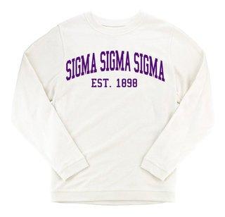 Sigma Sigma Sigma Rally Corduroy Crew