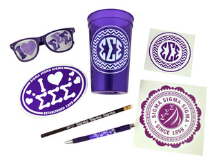 Sigma Sigma Sigma Sister Set - Save 20%