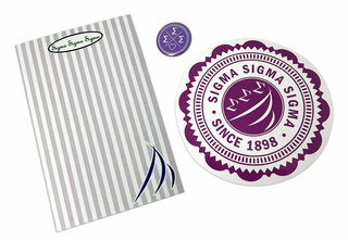 Sigma Sigma Sigma Sorority Musts Collection $9.95