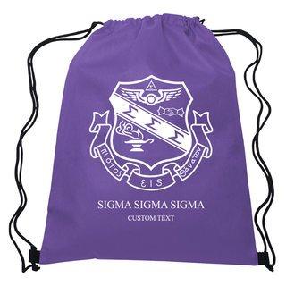 Sigma Sigma Sigma Sports Pack Bag