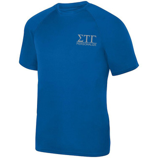 Sigma Tau Gamma- $15 World Famous Dry Fit Wicking Tee