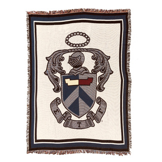 Sigma Tau Gamma Afghan Blanket Throw