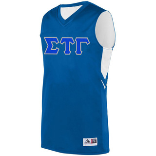 DISCOUNT-Sigma Tau Gamma Alley-Oop Basketball Jersey