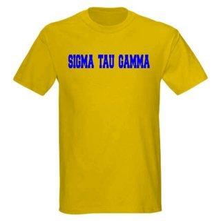 Sigma Tau Gamma college tee