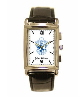 Sigma Tau Gamma Greek Classic Wristwatch