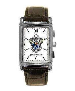 Sigma Tau Gamma Greek Classic Wristwatch