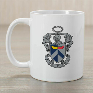 Sigma Tau Gamma Greek Crest Coffee Mug