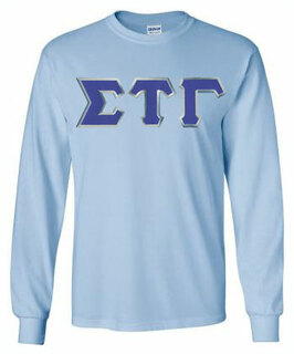 Sigma Tau Gamma Lettered Long Tee