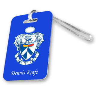 Sigma Tau Gamma Luggage Tag
