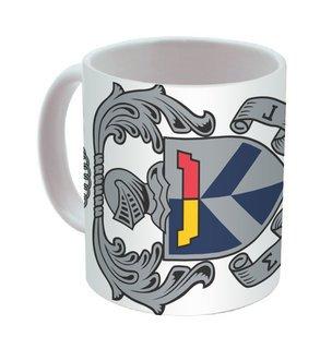 Sigma Tau Gamma Mega Crest - Shield Coffee Mug