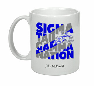 Sigma Tau Gamma Nations Coffee Mug