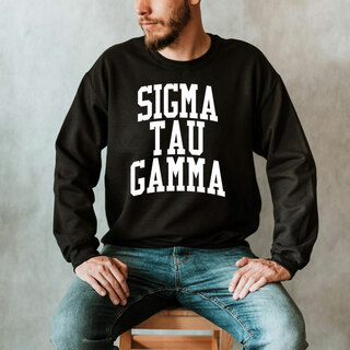 Sigma Tau Gamma Nickname Crewneck Sweatshirt