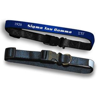 Sigma Tau Gamma Pet Collar
