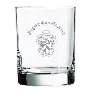 Sigma Tau Gamma Old Style Glass