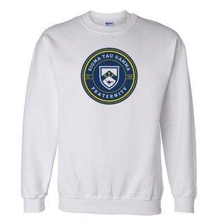 Sigma Tau Gamma Shield Crewneck Sweatshirt
