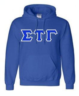 Sigma Tau Gamma Sewn Sweatshirts Hoodie