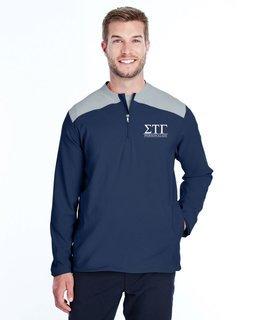 Sigma Tau Gamma Under Armour�  Men's Triumph Cage Quarter-Zip Pullover