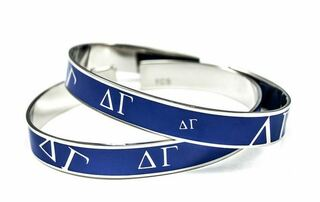 Sorority Bangle Bracelet