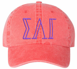 Sorority Carson Greek Hats