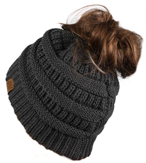 Sorority CC Messy Bun Beanies