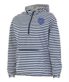 Sorority Chatham Anorak Stripe Print