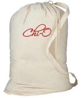 Sorority Custom Laundry Bag