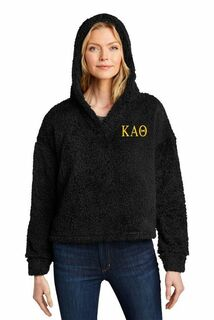 Sorority Cozy Fleece Hoodie