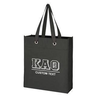Sorority Grommet Tote Bag