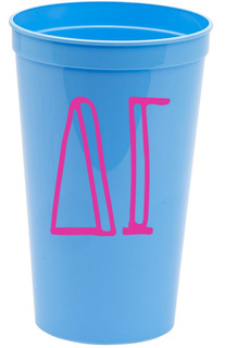 Sorority Carson Stadium 22 oz. Cup