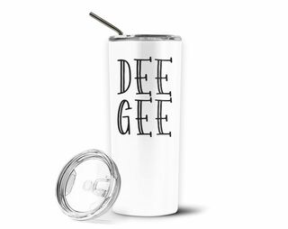 Sorority Inline Stainless Tumbler