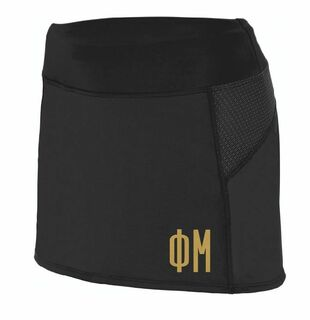 Sorority Skirt Ladies' Femfit Skort
