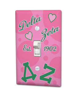 Sorority Light Switch Cover