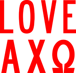 Sorority LOVE Sticker