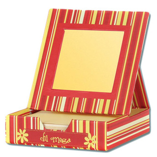 Sorority Memo Box W Frame - Extreme Closeout