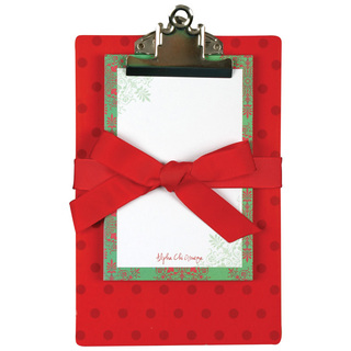 CLOSEOUT - Sorority Mini Clip Boards