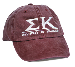 Sorority Pastel Line Hat