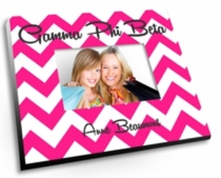 Sorority Picture Frames