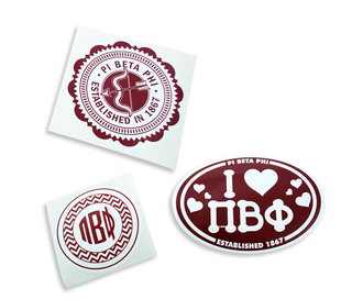 Sorority Sticker Collection