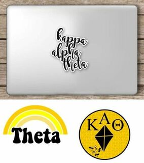 Sorority Sticker Collection - SAVE!