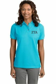 Sorority Polos & Oxfords