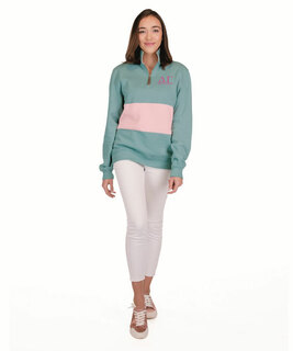 Sorority Quad Pullover