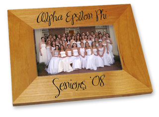 Sorority Seniors Picture Frame