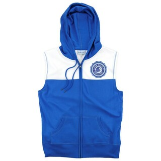 DISCOUNT-Sorority Sleeveless Hoodie