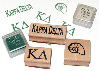 Sorority Stamp Kit
