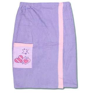 Sorority Terry Towel Wrap - Closeout