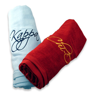 Sorority Towels - New! Giant!