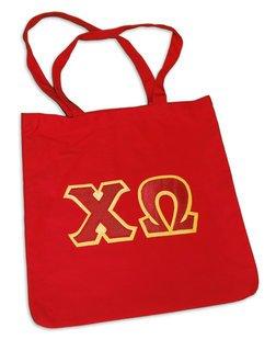 Sorority Twill Book Bag