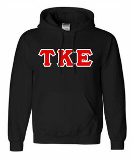 DISCOUNT-Tall Ultimate Greek Pullover Hooded Sweatshirt